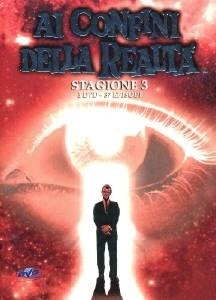 La copertina DVD di Ai confini della realtà - Stagione 3