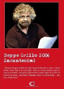 La copertina DVD di Beppe Grillo 2006 - Incantesimi