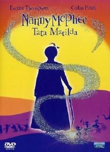 La copertina DVD di Nanny McPhee - Tata Matilda
