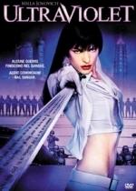 La copertina DVD di Ultraviolet