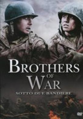 La copertina DVD di Brothers of war - Sotto due bandiere