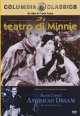 La copertina DVD di Il teatro di Minnie