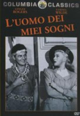 La copertina DVD di L'uomo dei miei sogni