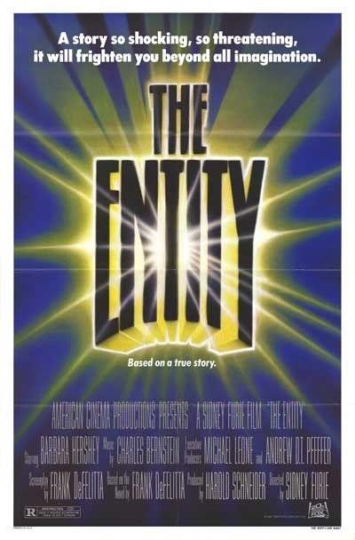 La locandina di Entity
