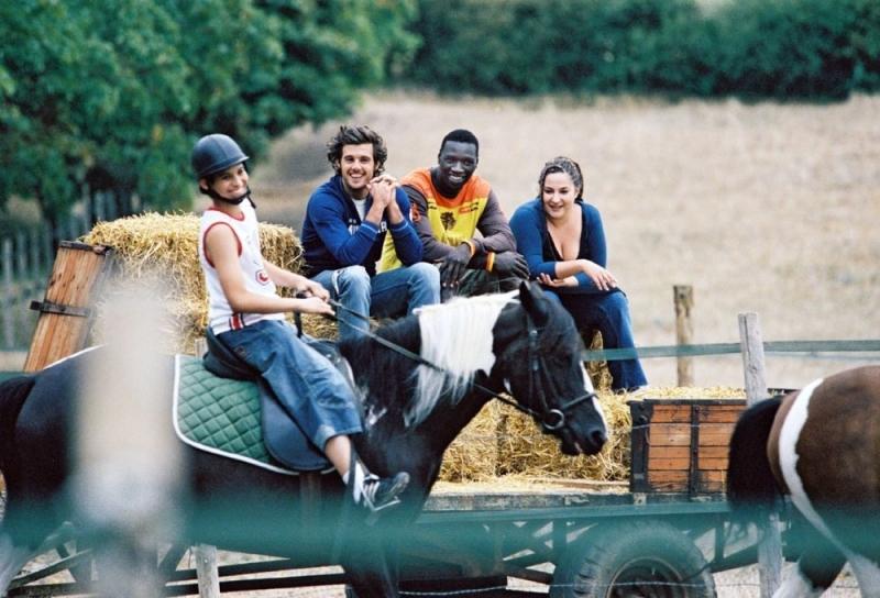 Una scena del film Primi amori, primi vizi, primi baci (2006)