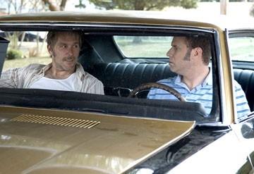 Will Ferrell e Gary Cole in Ricky Bobby - la storia di un uomo che sapeva contare fino a uno