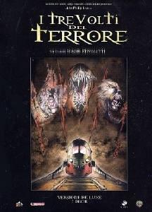 La copertina DVD di I tre volti del terrore - Deluxe Edition