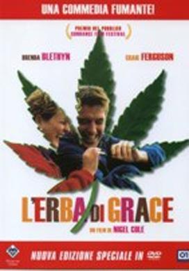 La copertina DVD di L'erba di Grace - Edizione speciale