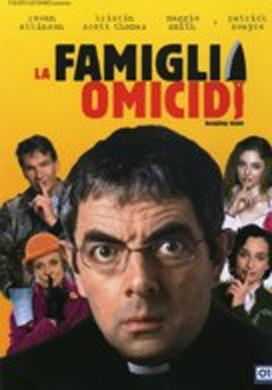 La copertina DVD di La famiglia omicidi - Keeping Mum
