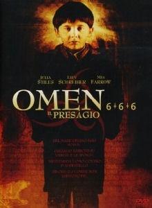 La copertina DVD di Omen 666 - IL presagio