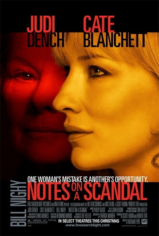 La locandina di Notes on a Scandal