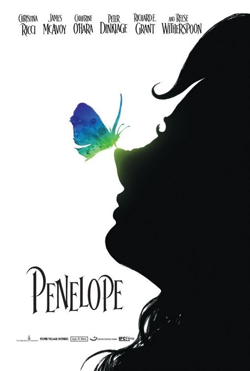 La locandina di Penelope