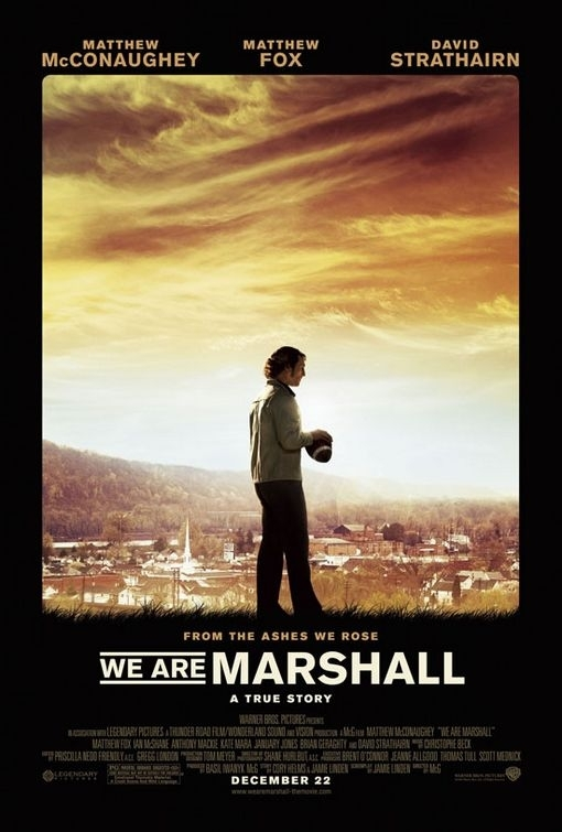 La locandina di We Are Marshall
