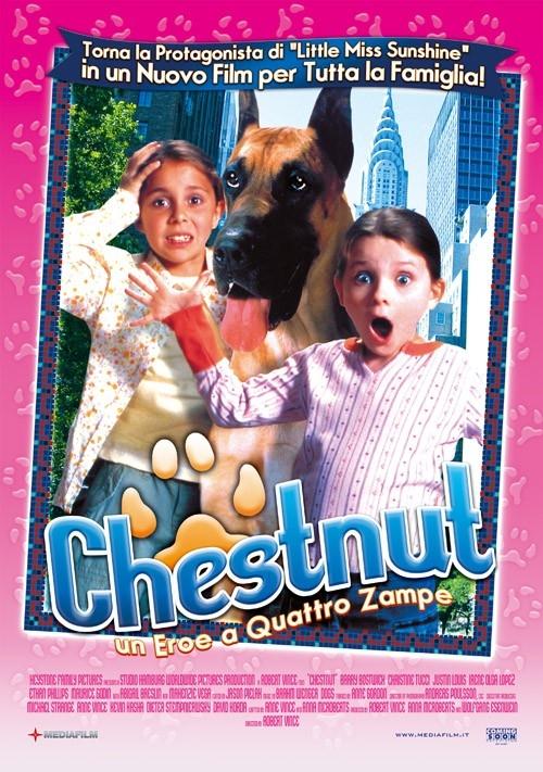 La locandina italiana di Chestnut