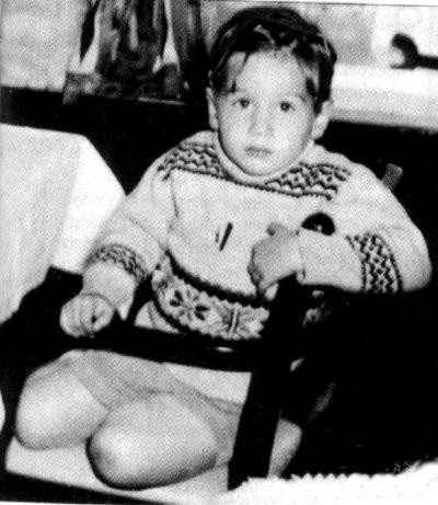 Il piccolo David Duchovny