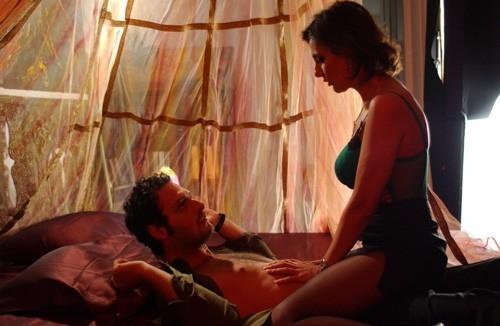 Fabio Troiano  in una scena del film Il giorno più bello