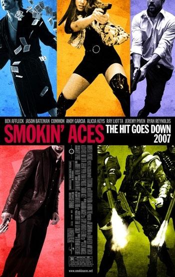 La locandina di Smokin' Aces