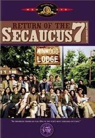 La locandina di Return of the Secaucus 7