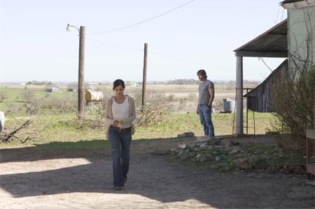 Sarah Michelle Gellar in una scena di The Return