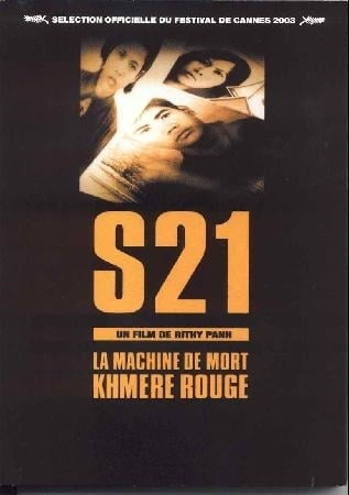 La locandina di S21: The Khmer Rouge Death Machine