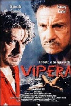 La locandina di Vipera