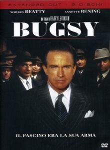 La copertina DVD di Bugsy - Extended Cut