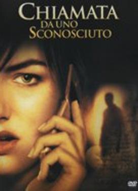 La copertina DVD di Chiamata da uno sconosciuto