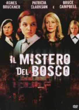 La copertina DVD di Il mistero del bosco