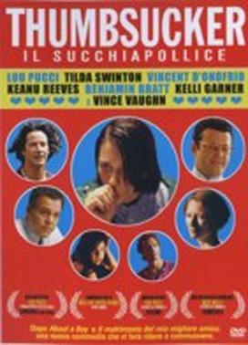 La copertina DVD di Thumbsucker - il succhiapollice