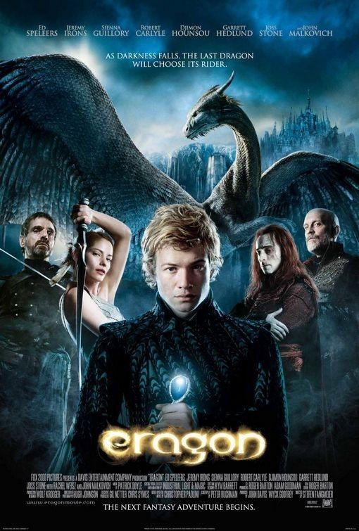 La locandina di Eragon