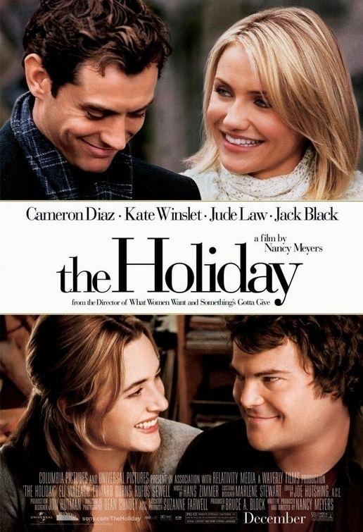 La locandina di The Holiday