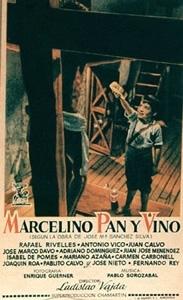 La locandina di Marcellino, pane e vino