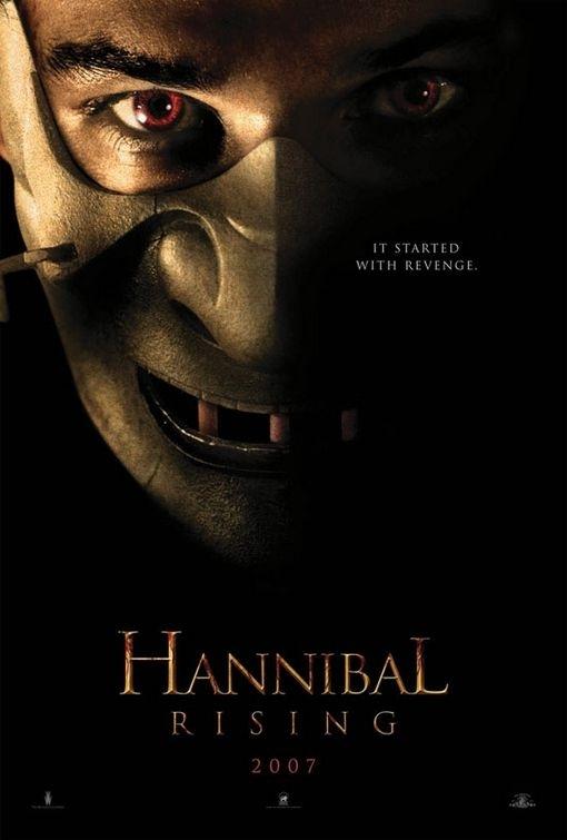 La locandina di Hannibal Rising