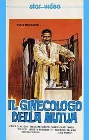 La locandina di Il ginecologo della mutua