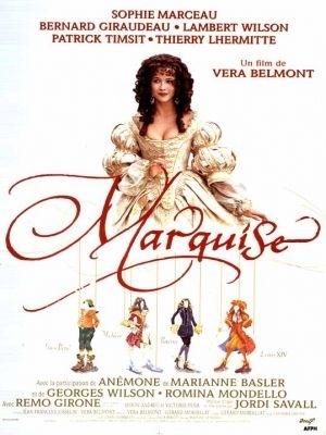 La locandina di Marquise