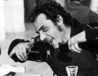 Gian Maria Volontè in una scena de La classe operaia va in paradiso