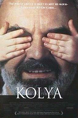 La locandina di Kolja