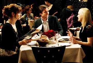 Anna Faris, Uma Thurman e Luke Wilson in una scena de La mia Super Ex-Ragazza