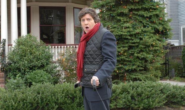 Fabio De Luigi in una scena del film Natale a New York