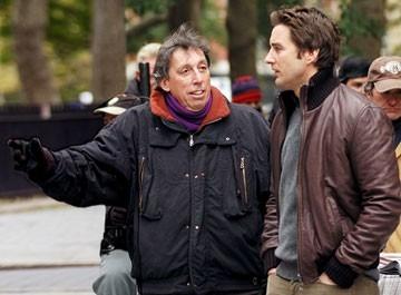 Ivan Reitman e Luke Wilson in una scena de La mia Super Ex-Ragazza