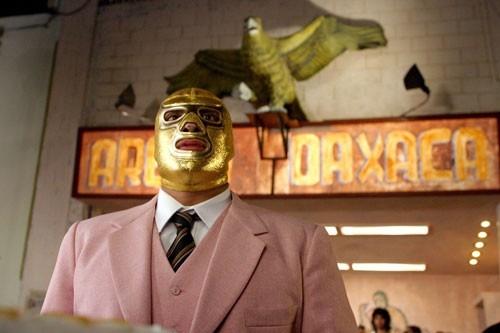 Jack Black in una immagine di Super Nacho