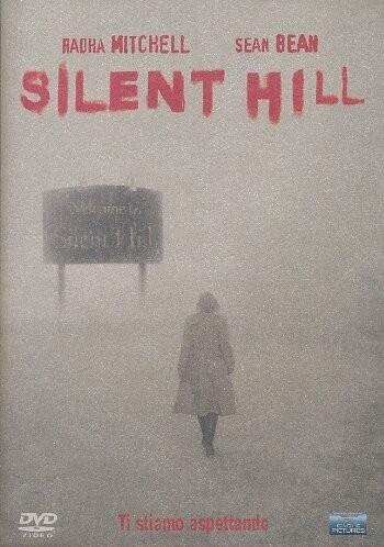 La copertina DVD di Silent Hill