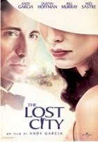 La copertina DVD di The Lost City