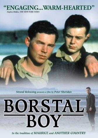 La locandina di Borstal Boy