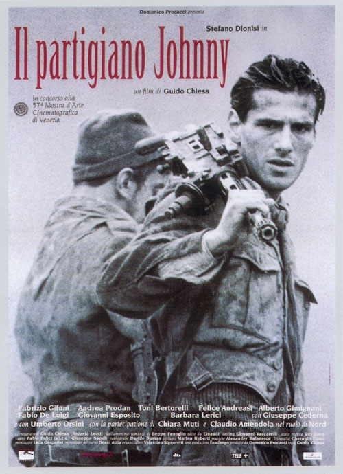 Risultati immagini per partigiano johnny foto
