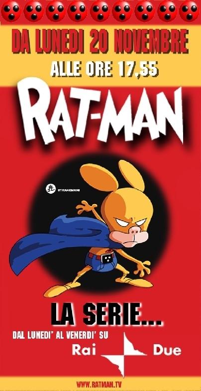 La locandina di Rat-Man