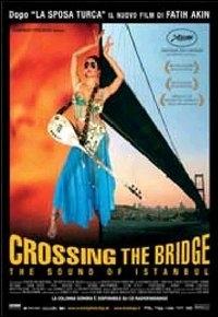 La copertina DVD di Crossing the Bridge: The Sound of Istanbul