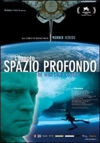 La copertina DVD di L'ignoto spazio profondo