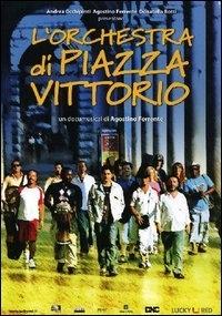 La copertina DVD di L' orchestra di Piazza Vittorio