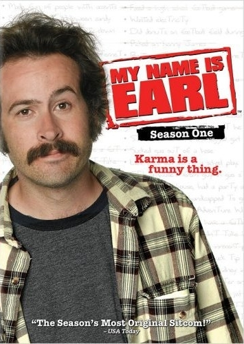 La copertina DVD di My Name is Earl - The Complete Season One